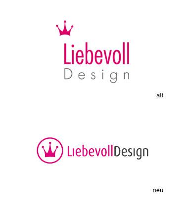 Logo LiebevollDesign