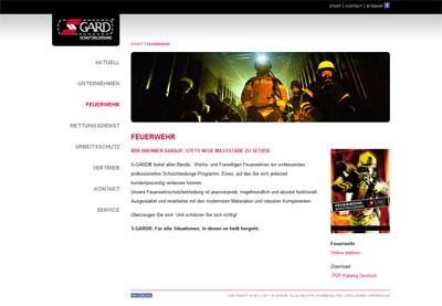 S-GARD Feuerwehr