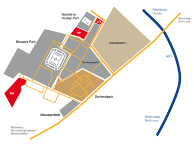 WFMG App Areal Nordpark